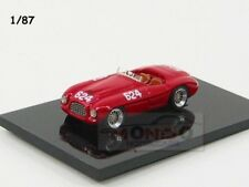 Ferrari 166Mm Spider #624 Winner Mille Miglia 1949 Jolly Model 1:87 JLN87-004