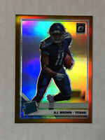 A.J. BROWN 2019 Donruss Optic BRONZE RC SP REFRACTOR #164! HUGE SALE! INVEST NOW