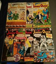 Superman's Pal, Jimmy Olsen #41 -126 (Dec 1959, DC) MID/HIGH GRADE- 6 BOOK LOT