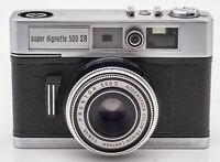 Dacora Super Dignette 500SR Sucherkamera Kamera