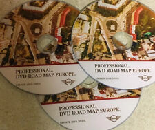 MINI DVD GPS Navigation Professional (DVDx3) EUROPA R55 R56 R57 2019