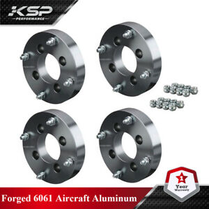 """4PC 4x110 to 4x156 1.5""""  ATV Wheel Adapter/Spacer 90mm CB  For Can-Am Arctic Cat"""