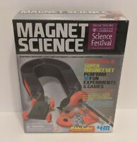 Magnet Science Kit For Kids Educational Toys Project Experiment Girls Boy Age 8+