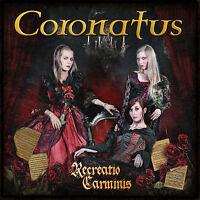 CORONATUS - Recreatio Carminis - CD - 200827