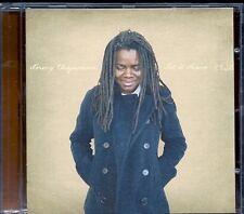 CD ALBUM 12 TITRES--TRACY CHAPMAN--LET IT RAIN--2002