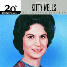 Kitty Wells : Millennium Collection [us Import] CD (2002)