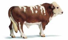 SCHLEICH 13640 Simmental Bull - RETIRED