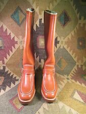 NEW WEINBRENNER SNAKE ENGINEER BOOTS SIZE 8EE MADE IN USA!!