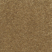 Associated Weavers Mode Goldleaf Beige Soft Saxony Cheap Carpet Remnant 3m x 5m