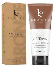 Self Tanner - Organic & Natural Ingredients Sunless Tanning Lotion