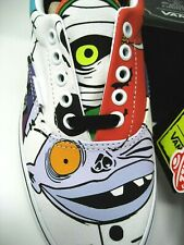 Vans x The Nightmare Before Christmas Shoes Halloween Town Era Womens 6.5 Mens 5