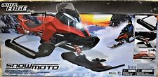 Outer Edge Snow Moto Racing Sled