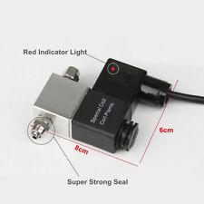 110V CO2 Aquarium Magnetic Solenoid Valve Low Temp Regulator System Equipment 1