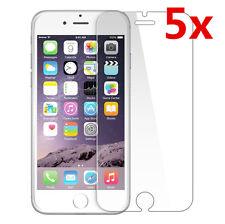 5x iPhone 6s 6 Panzerglas Schutzglas Panzerfolie Schutzfolie Displayfolie Glas