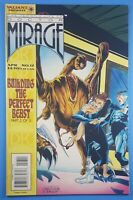 The Second Life of Doctor Mirage #17 Valiant Comics 1995