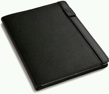 """Kindle DX Amazon Leather Cover Case Black Fits 9.7"""" 2nd & 3rd Gen"""