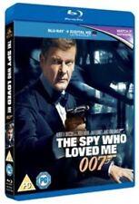 The Spy Who Loved Me Blu-ray UV Copy 1977 5039036074919
