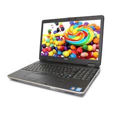 Dell Latitude E6540 Core i7-4800MQ 2,7GHz 8GB 256GB 1920x1080 ATI 8790M B-Ware