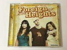 Foreign Heights - Maya Jupiter, Nick Toth & MC Trey (13 Track CD)
