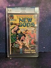 New Gods #8 CGC 9.4 1st Suli-Darkseids 1st Wife Orion Kalibak Marvel Comics