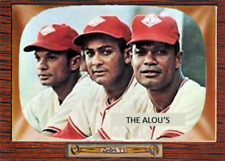 "FELIPE MATTY JESUS ALOU ""THE ALOU'S"" 55 ACEO ART CARD ### BUY 5 GET 1 FREE ##"