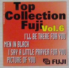 Top Collection CD's Publicitaire FUJI Volume 6 1998