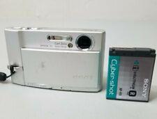 Sony Cyber-shot DSC-T30 7.2MP Digital Camera - Silver *Fine/tested*