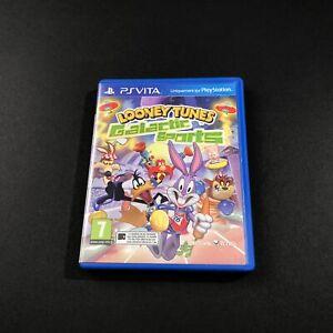 PS Vita Looney Tunes - Galactic Sports FRA Excellent état