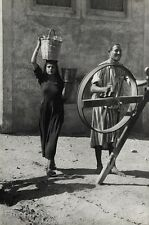 1950 Vintage EGYPT PEASANT COTTON Dead City Photo 16x20 By HENRI CARTIER-BRESSON