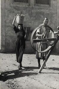1950 Henri Cartier-Bresson ~ Egypt Dead City Cotton Vintage Photo Art 16x20