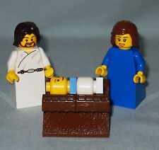 ****** NEW LEGO MINI CHRISTMAS NATIVITY CRECHE, MARY, JOSEPH,BABY JESUS ********