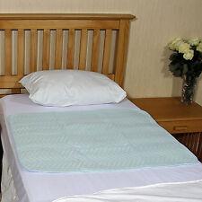 Comunità 75 x 90 3L Assorbente Lavabile Impermeabile Letto Pad letto singolo, doppio pacco