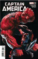 Captain America #26 Main Cover A  Marvel Comic 1st Print 2020 NM
