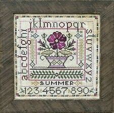 Seasonal Sampler-Summer~Tellin Emblem