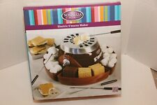 Nostalgia Electric S'mores Maker