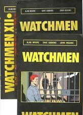 Watchmen - 3 albi originariamente allegati a Coto Maltese ( n.2-3-10) - ottimi