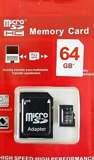 64GB Micro SD Class 10 Memory Card SDHC Ultra San Extreme -FAST & FREE POSTAGE
