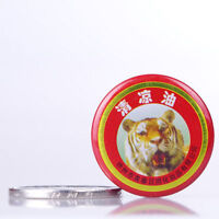 2pcs QingLiangYou Balm oil tiger For Headaches Carsickness Itching TPI