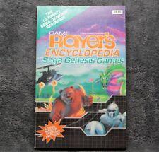 Game Players Encyclopedia of Sega Genesis Games Vol. 1 (1990, Paperback)