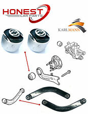 For VAUXHALL VECTRA C SIGNUM REAR UPPER SUSPENSION CONTROL ARMS + AXLE BUSHES
