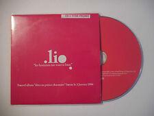 LIO : LES HOMMES ME VONT SI BIEN ♦ CD SINGLE PORT GRATUIT ♦
