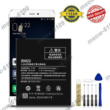 New BM22 Replacement Battery For Xiaomi 5 Mi5 M5 Prime 2910mAh 3.85V 11.2Wh