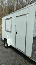 2017 Arising Industries 7&# 00006000 039; x 12' Mobile Food Unit / Food Concession Trailer for
