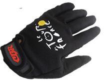 Fahrrad-Handschuhe und -Fäustlinge in Schwarz