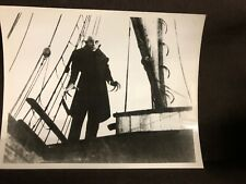 Max Schreck in  NOSFERATU, 1922, Germany, Directed By F.W. Murnau, Museum of Art
