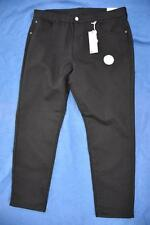 Rockmans Tummy Control COMFORT Waistband BLACK DENIM JEANS Size 20 NEW rrp$49.99