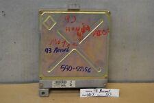 1992-1993 Honda Accord AT Engine Control Unit ECU 37820PT3A54 Module 07 11E7