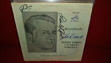 Pepito Torres Y La Siboney - Recordando Los Exitos - Rare LP in Good Conds.- L2