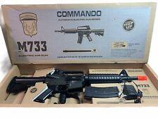 GOLDEN EAGLE M733 Commando Automatic Electric Gun Series AIR GUN Untested