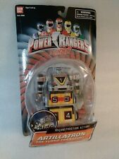 Power Rangers Turbo ARTILLATRON New Factory sealed NOS BANDAI NOC 1997